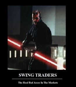 Swing traders