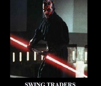 Swing traders