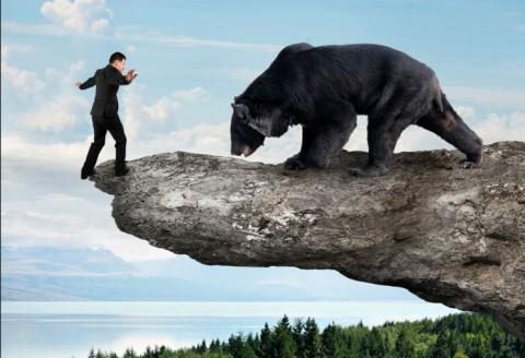 Riesgo de corrección a corto plazo en las Bolsas